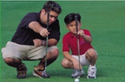 mental game and junior golfers picture